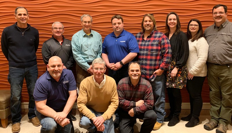 2019 Excellence in Flexography Awards judging committee