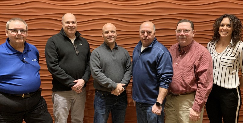 2019 Excellence in Flexography Awards mid web judges