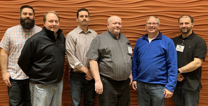 2019 Excellence in Flexography Awards preprinted linerboard judges