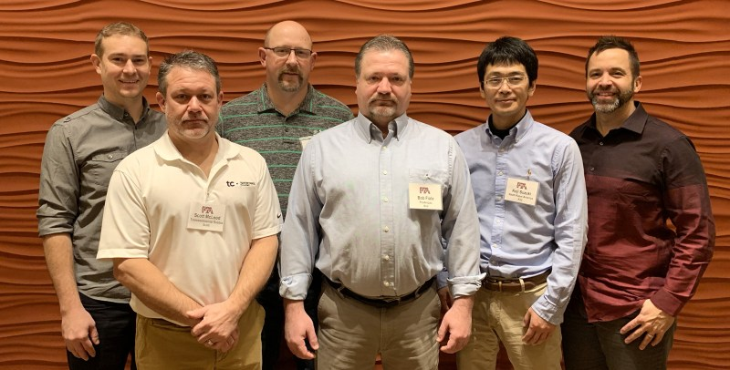 2019 Excellence in Flexography Awards wide web judges B