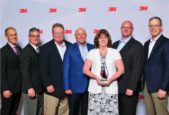 AWT Labels & Packaging 3M Supplier of the Year