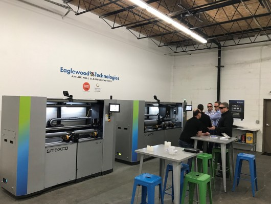 Eaglewood Technologies demo center