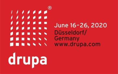 drupa 2020 logo