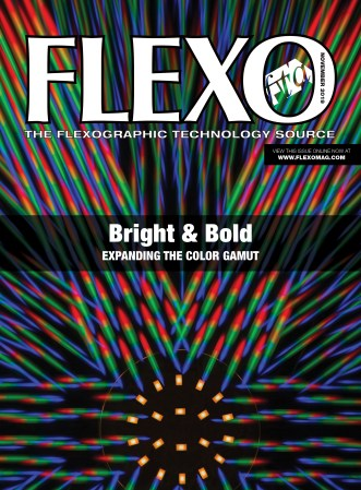 FLEXO Magazine November 2019 cover