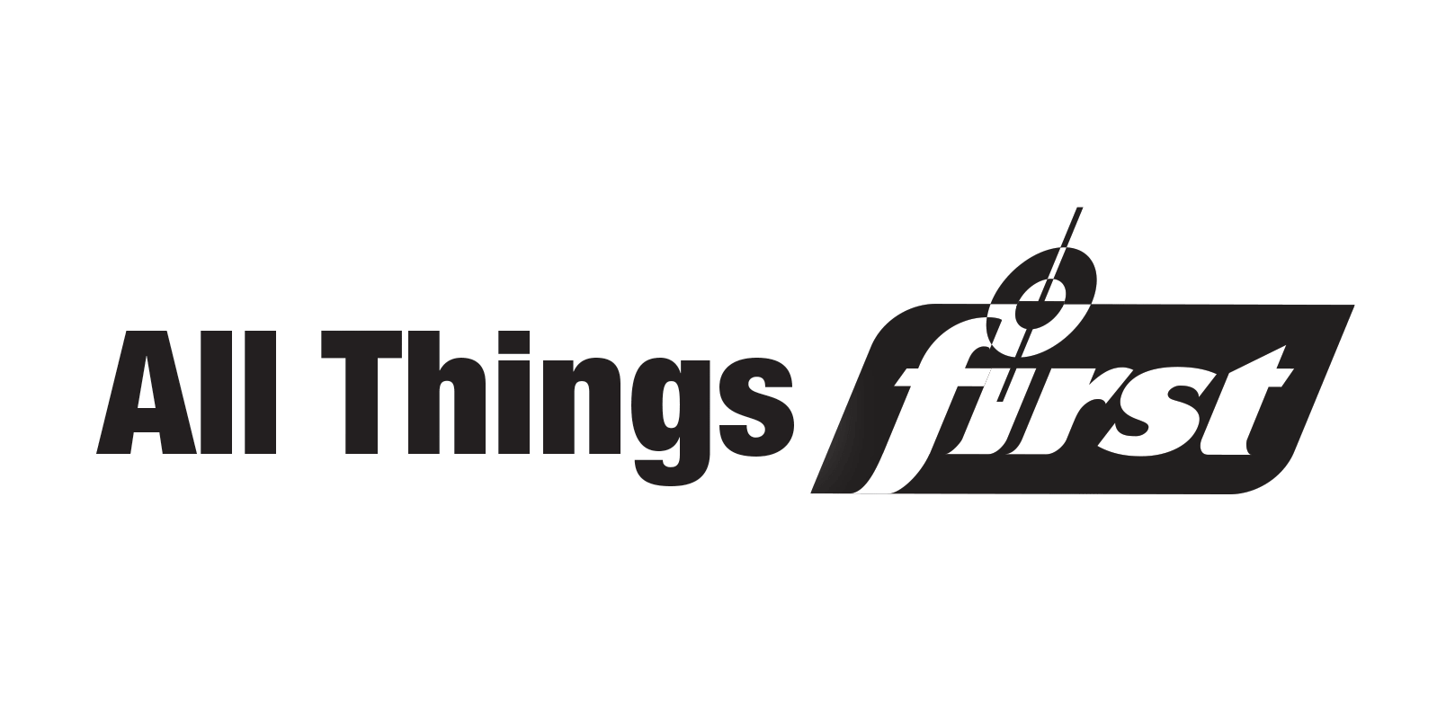 All Things FIRST logo