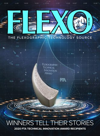 FLEXO Magazine May 2020 cover
