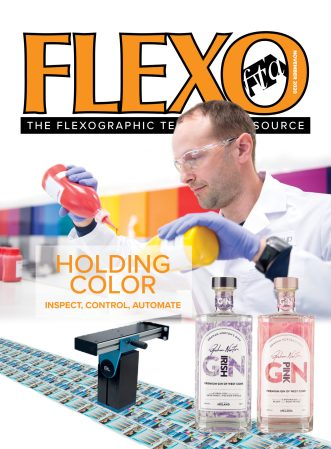 FLEXO Magazine November 2020 cover
