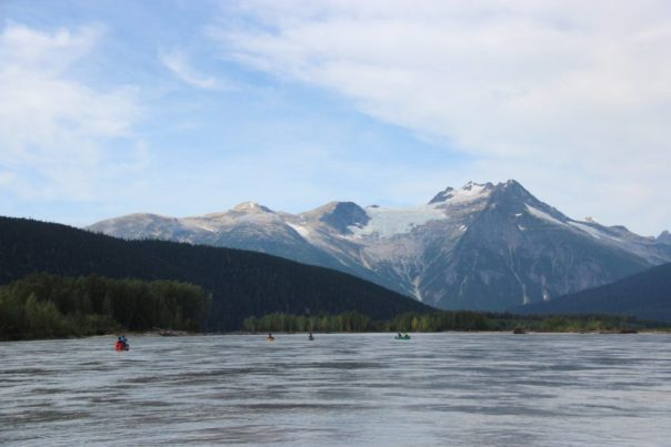 Lower Stikine River Canoe Expeditions