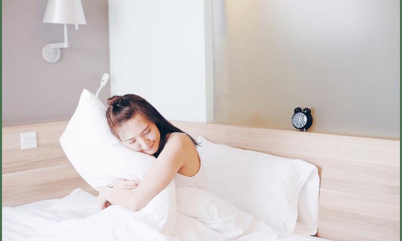 el color de tu dormitorio influye sobre el descanso