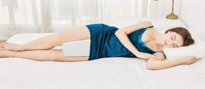 almohada rodilla