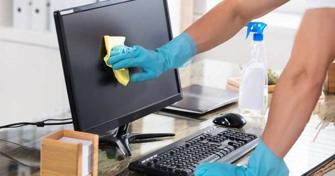 Best Practices for Sanitizing Office Equipment | | Flex Technology Group