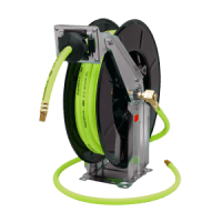 Air Hose Reels - Flexzilla Premium Hoses, Tools & Equipment