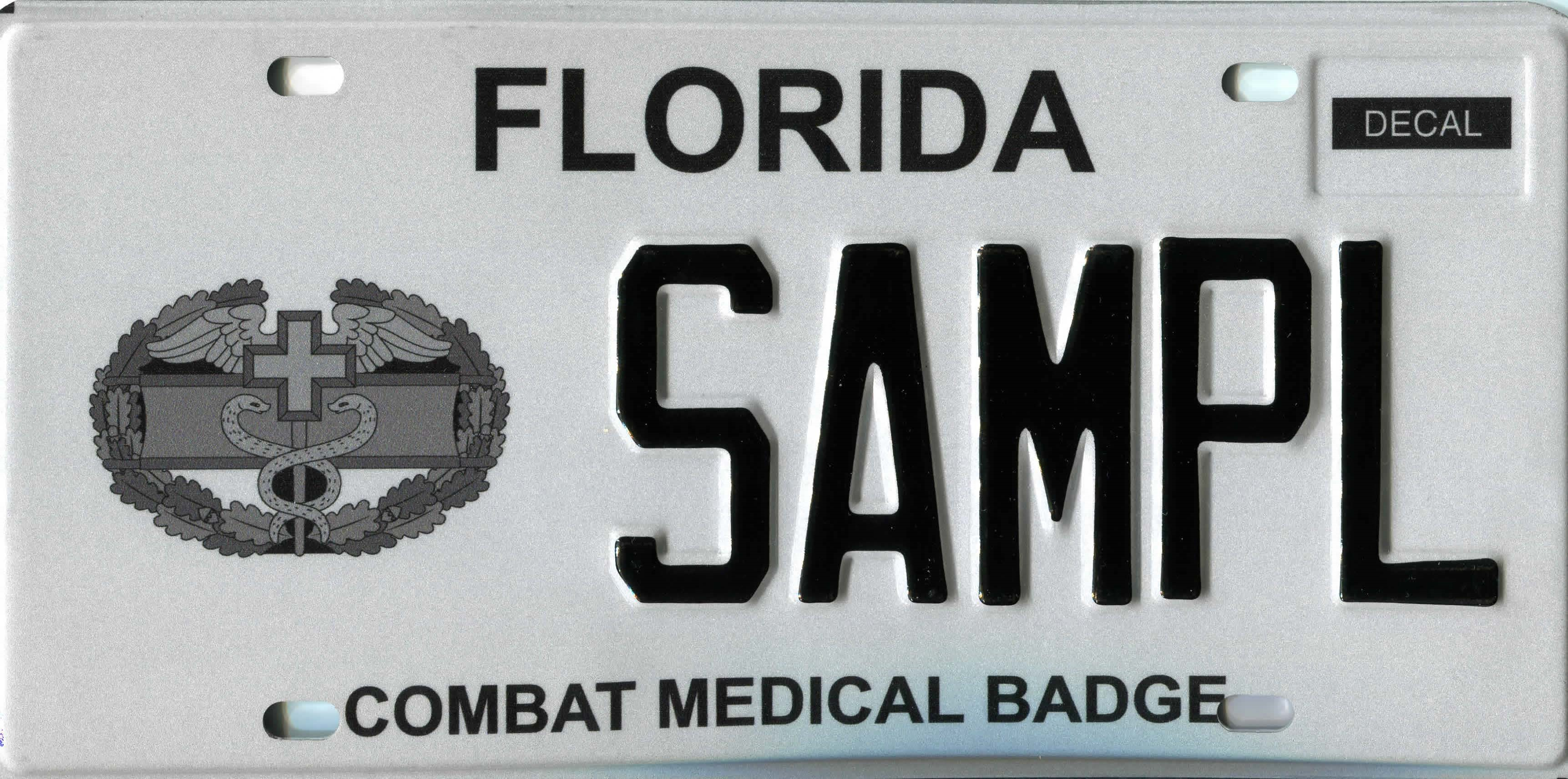 New and Redesigned Military License Plates Available to