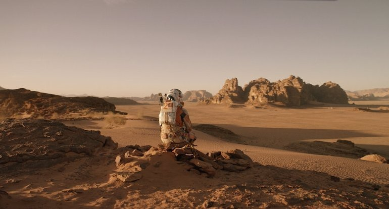 TRAILER PARK – 'The Martian'