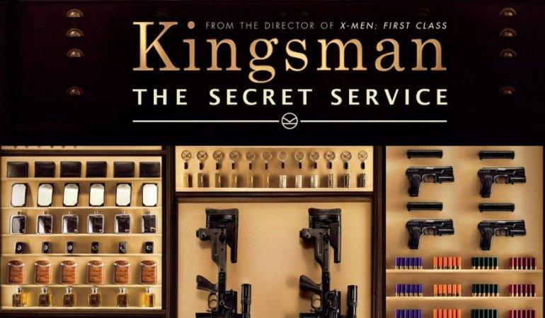 The secrets behind Kingsman …..