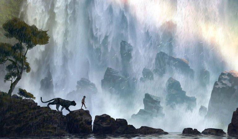 TRAILER PARK – The Jungle Book Official US Teaser Trailer