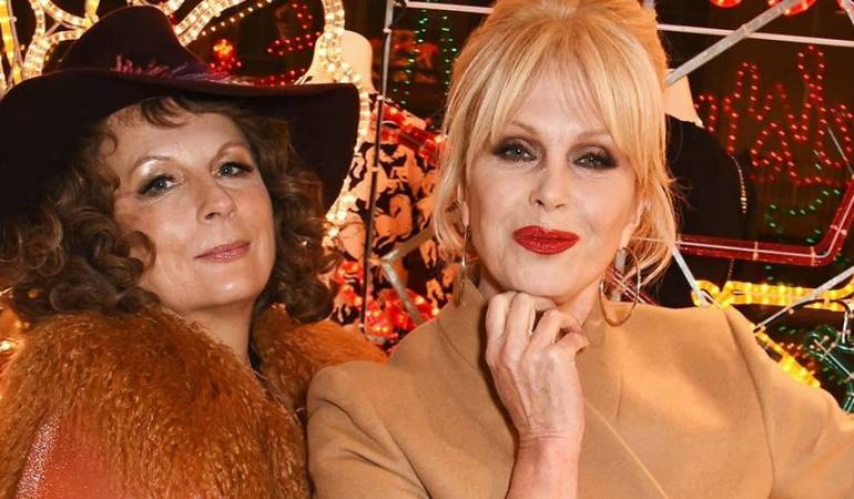 TRAILER PARK – Absolutely Fabulous: The Movie