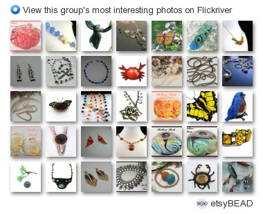 etsyBEAD - View this group's most interesting photos on Flickriver
