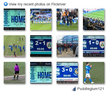 Puddleglum121 - View my recent photos on Flickriver