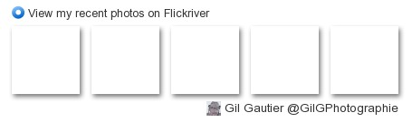 Gil Gautier @GilGPhotographie - View my recent photos on Flickriver