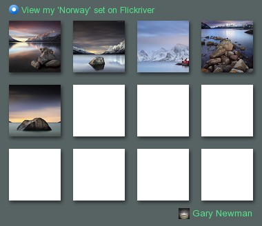 Gary Newman - View my 'Norway' set on Flickriver