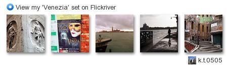 k.t.0505 - View my 'Venezia' set on Flickriver