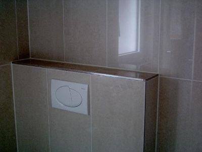 Feinputz Badezimmer