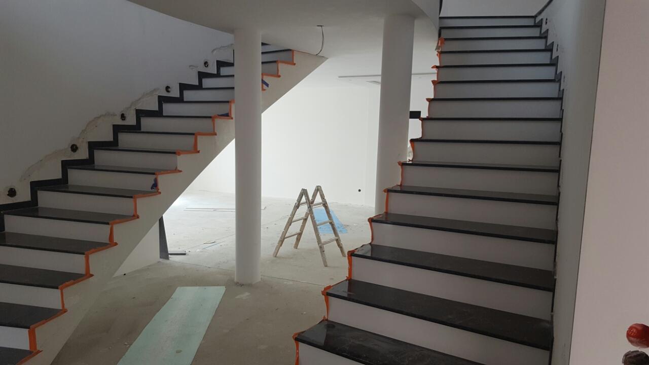 Steintreppe Renovieren treppenstufen renovieren fliesen latifi weiterstadt