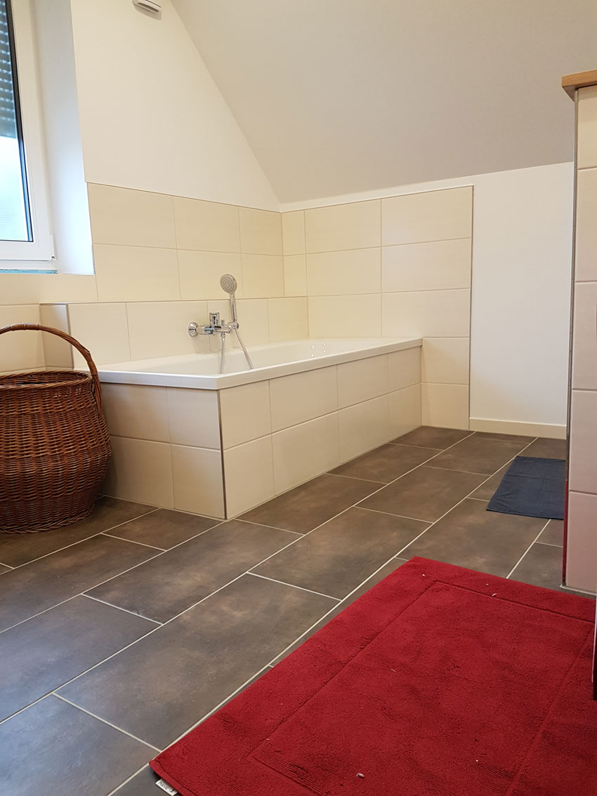 Sanierung von Bad und Wohnbereichen - Sanierungen nach Wunsch