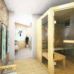 Sauna-Bereich