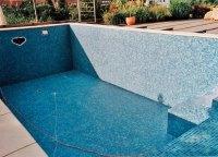 Schwimmbad mit Mosaikfliesen | Fliesenfachgeschft Werner ...