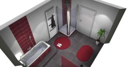 Badplaner Fotorealistischer Badezimmerplaner  Fliesen Fieber