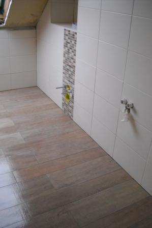 Holzfliesen Badezimmer