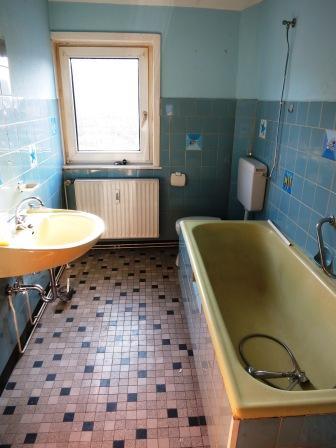 Badezimmer Renovierung oder Aufkleber fr Fliesen