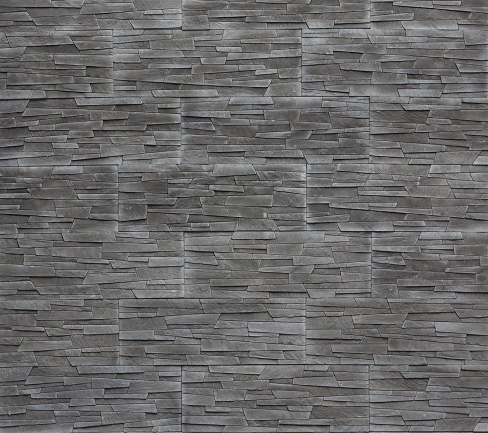 incana decoreco stone tile strato black 10 0x37 5cm