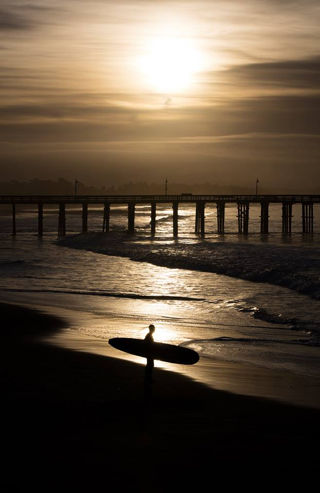 Surf Sunrise, Ventura, California