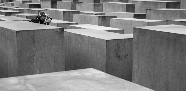 Holocaust Memorial, Berlin, Germany