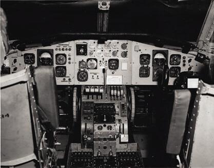 CANADAIR CL 28 ARGUS Flight Manuals