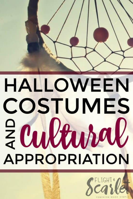 I had no idea that some halloween costumes are offensive cultural appropriation. Glad I read this post! Definitely going to pay attention to what I dress my kids in this year!