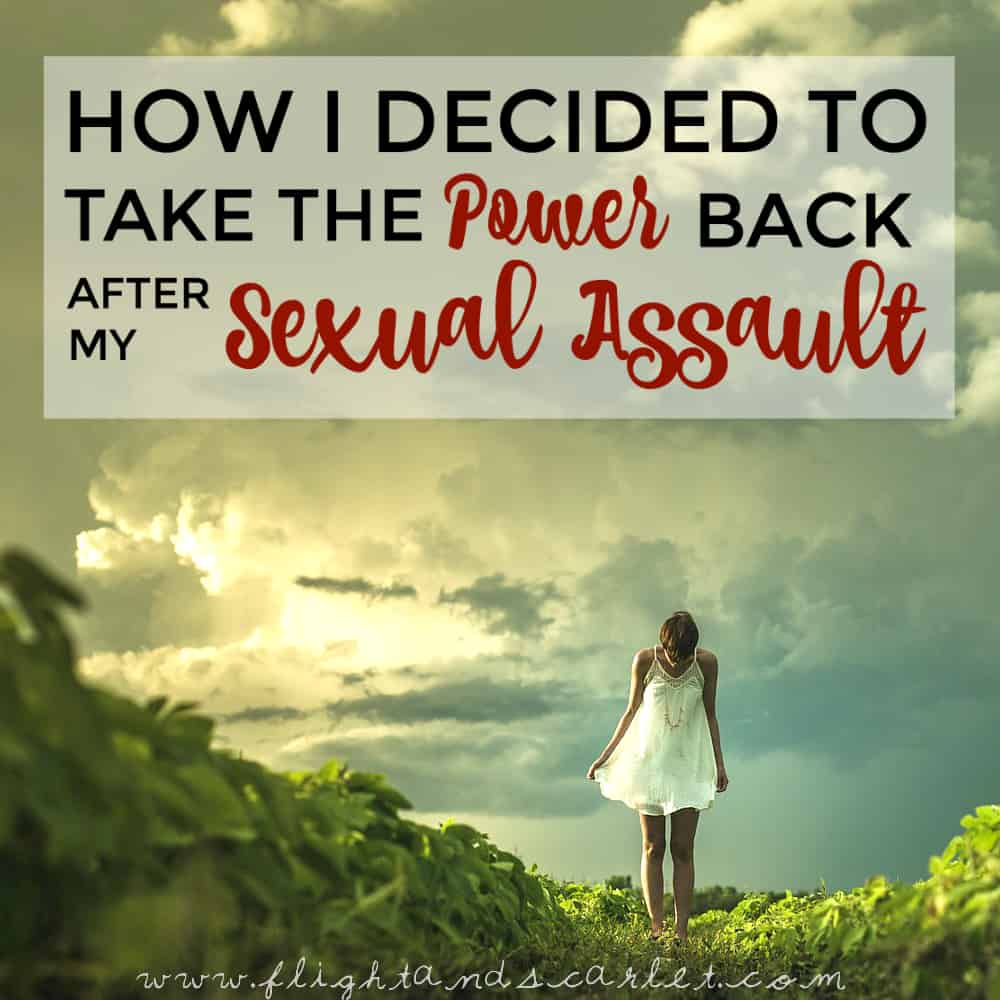 Are you feeling lost after sexual assault? Here's how I decided to take the power back after mine — I hope it can inspire you to do the same.