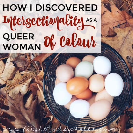 I could understand why people are confused about intersectionality, even as a queer woman of colour. I mean, I was, too. But one day, it clicked. Read this post to find out how!