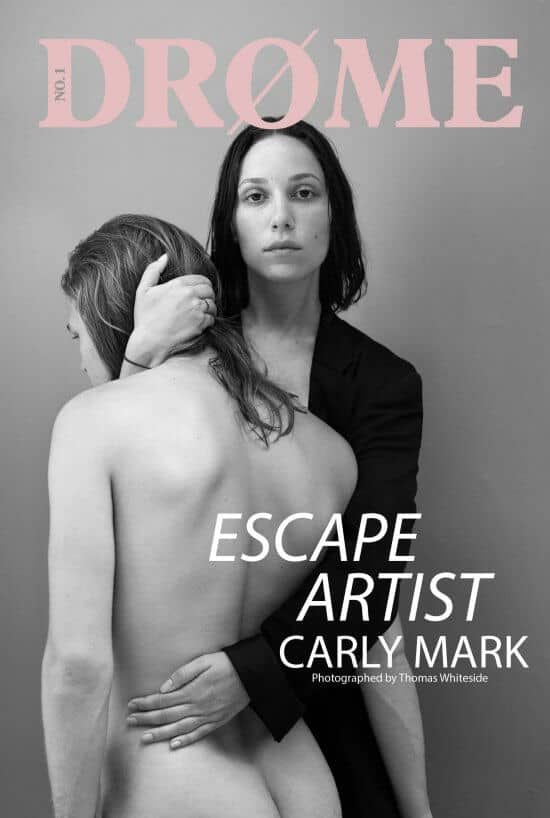 Carly Mark | Drome Magazine | feminist magazine | magazine reviews | feminist reading