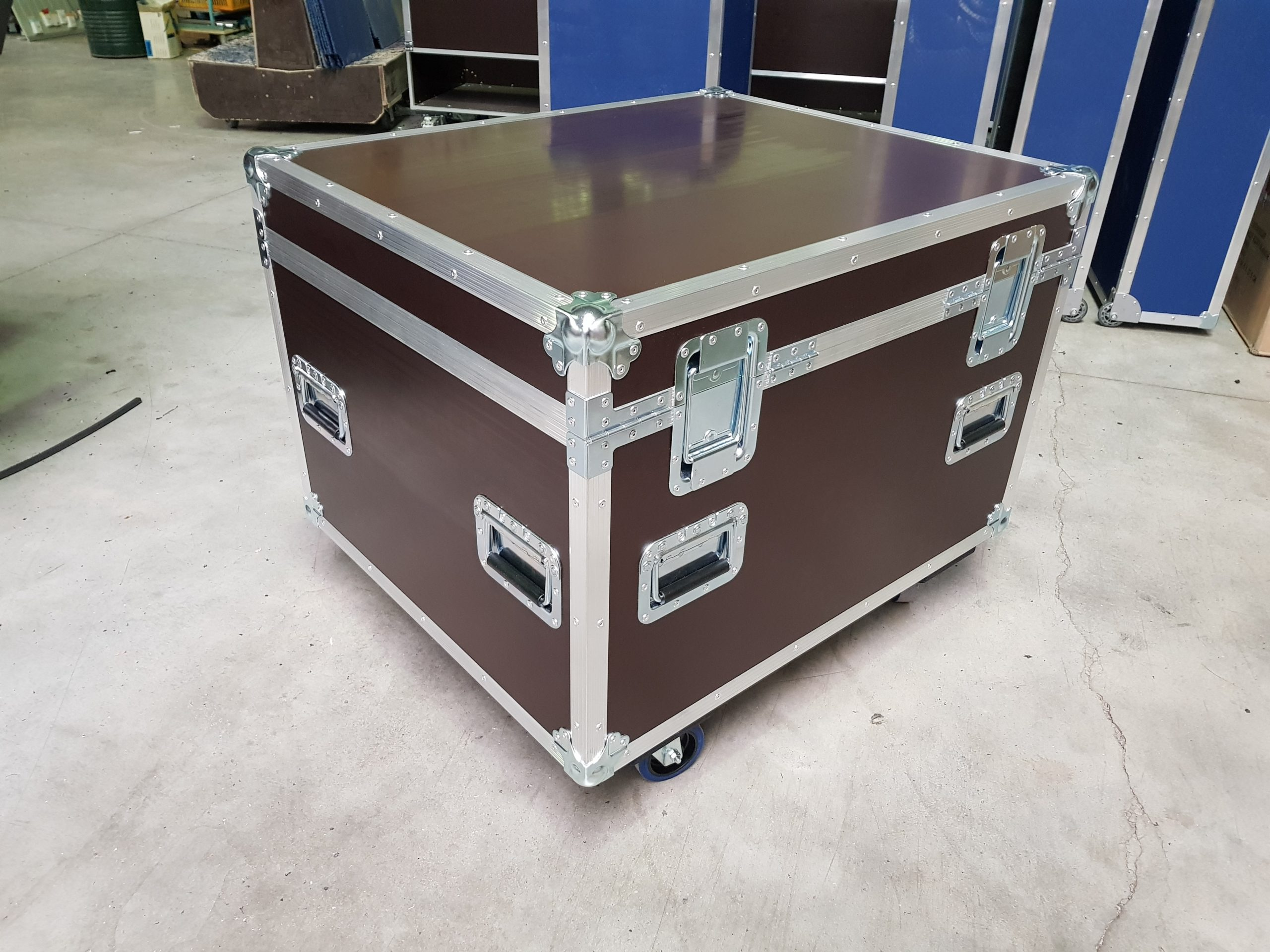 Flight case sur mesure conex