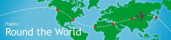 Round the World Tickets  Flight Centre
