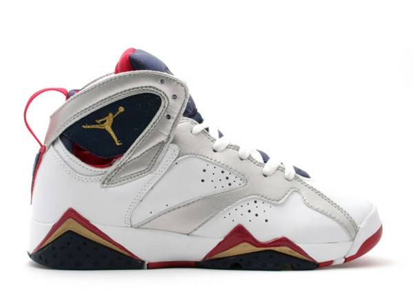 Air Jordan 7 Retro gs quotolympicquot Air Jordan 304774