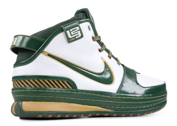 new product d648f 76814 Zoom Lebron 6