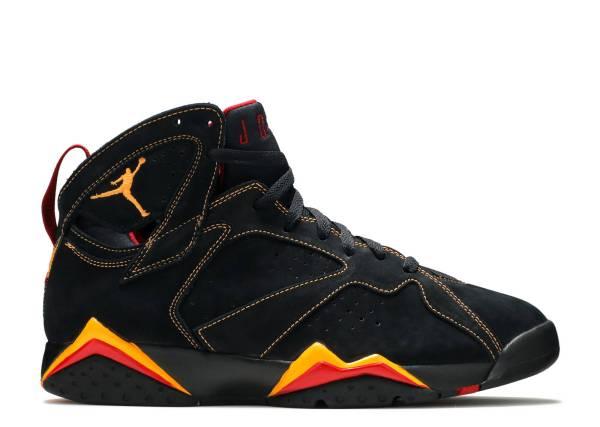 Air Jordan 7 Retro Air Jordan 304775 081 black