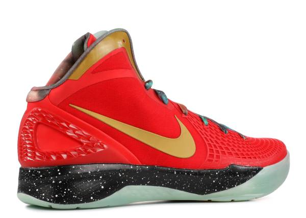 "Nike Zoom Hyperdunk 2013 ""galaxy ""west"" Sample"""