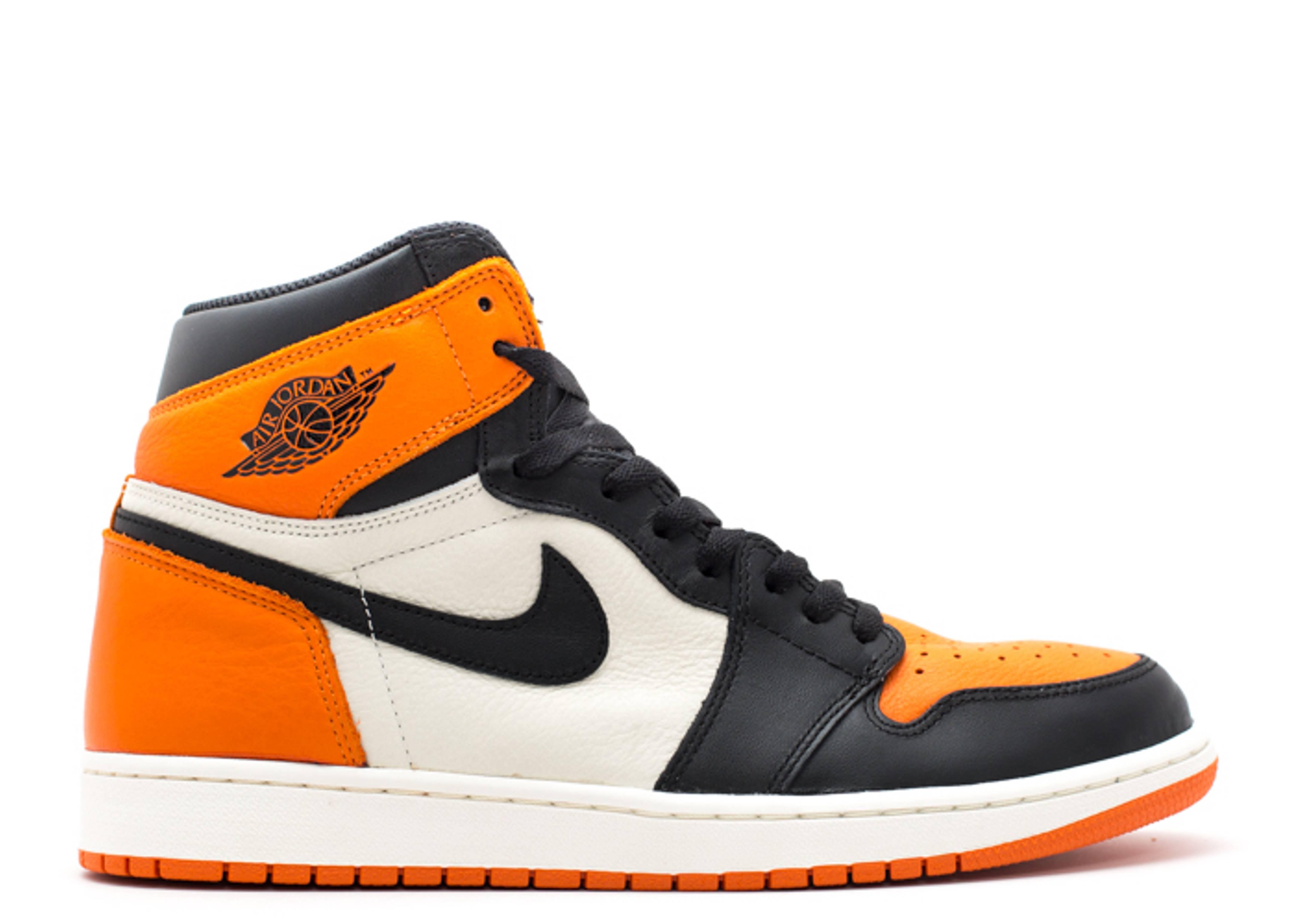 98bf8638d67 96+ Air Jordan 1 Retro High Og Shattered Backboard Air Jordan. Nike ...