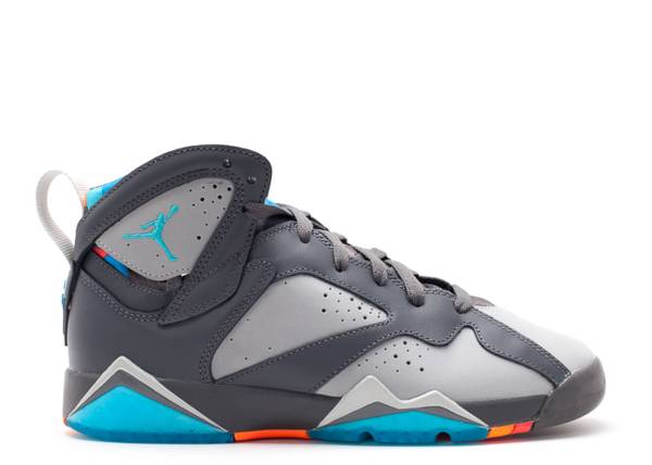 Air Jordan 7 Retro Bg gs quotbarcelona Daysquot Air Jordan